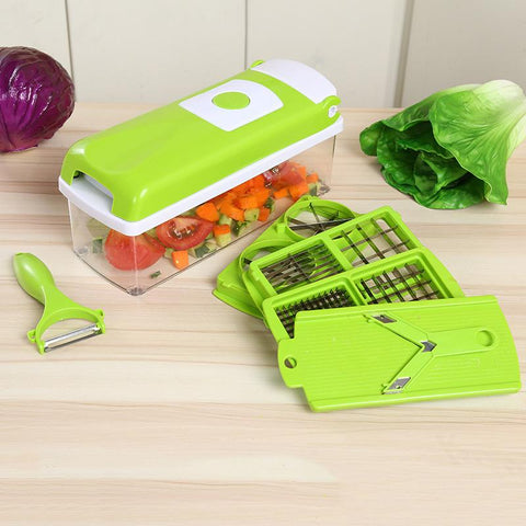 12 In 1  Fruit & Vegetable Slicer
