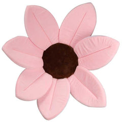 Newborn Baby Flower Bath Mat