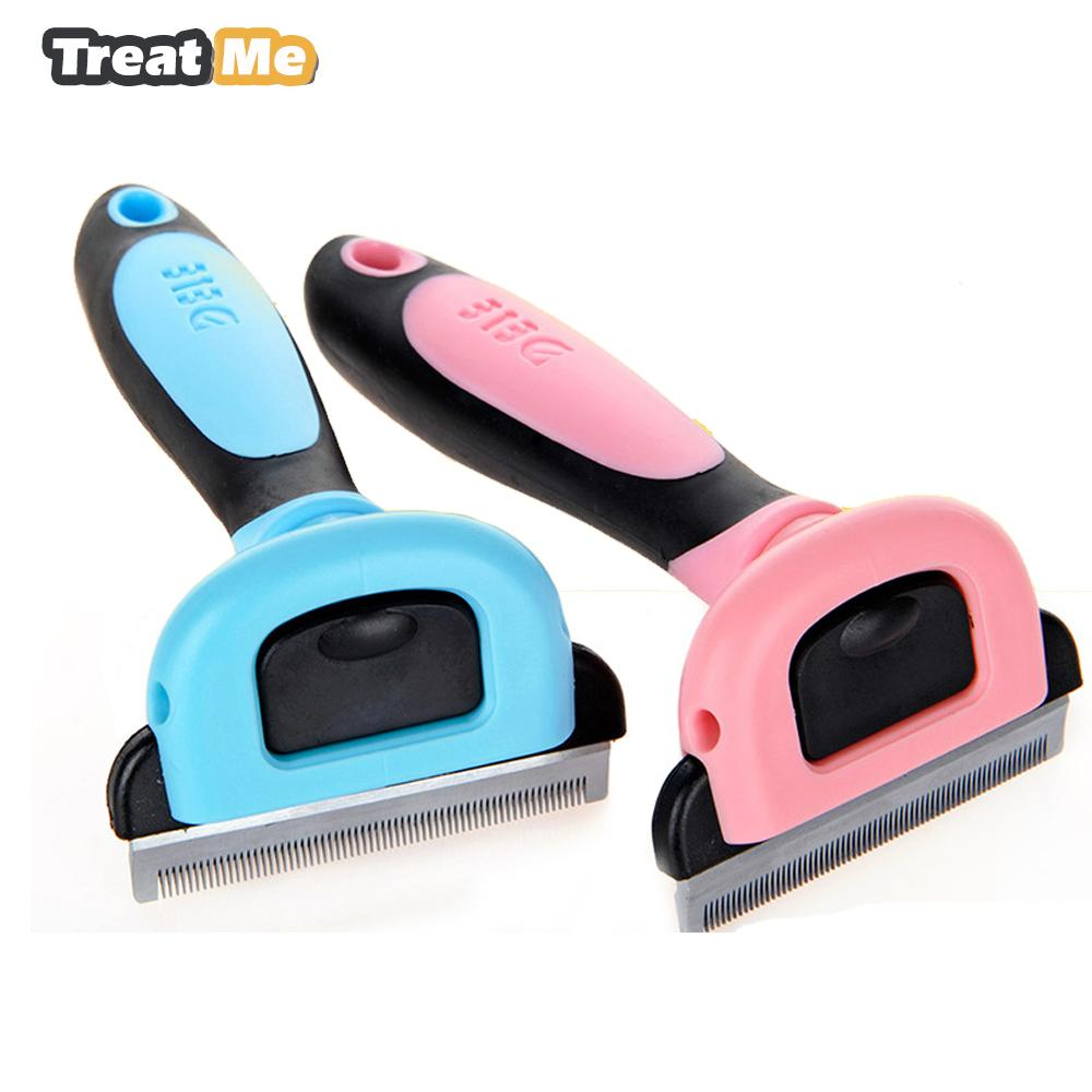 Dog & Cat - Short Hair Deshedding Tool