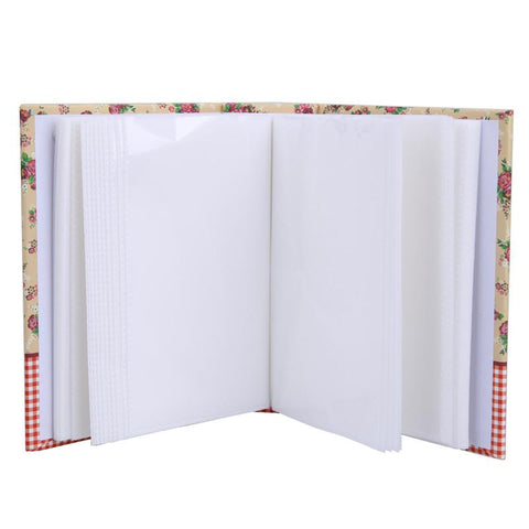 Image of Beautiful Floral Photo Album