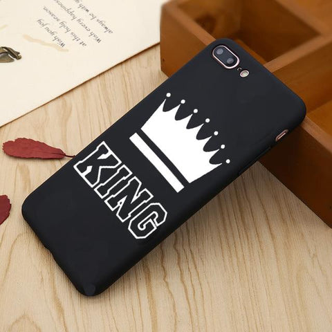 His and Hers Phone Case for iPhone