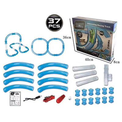 Chariot Speed Pipes Racing Track Set