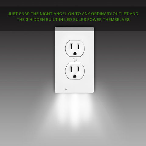 Outlet Plate Night Light