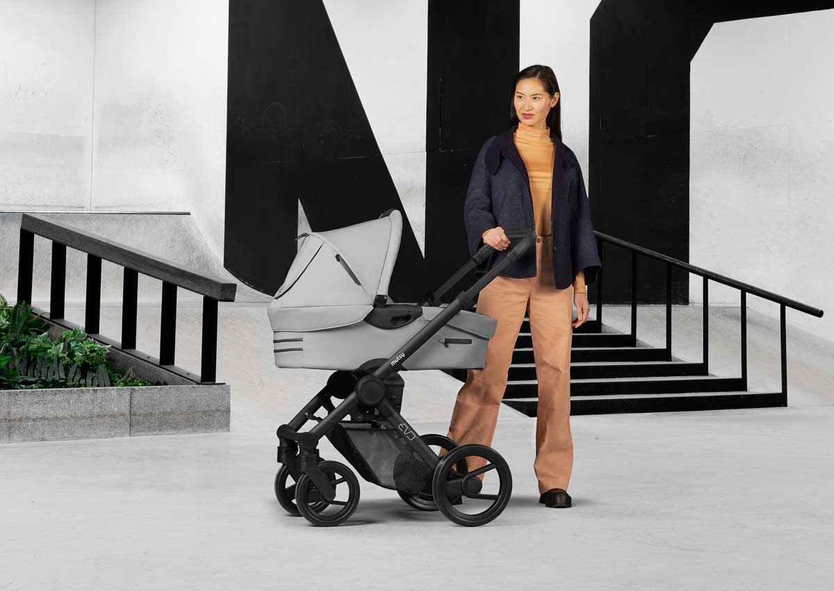 Mutsy Evo Pram Collection