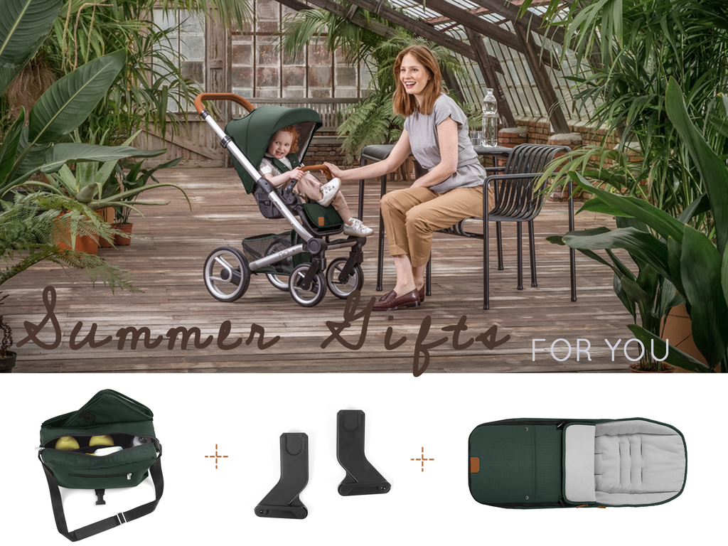 Mutsy Nio Prams Summer Sale
