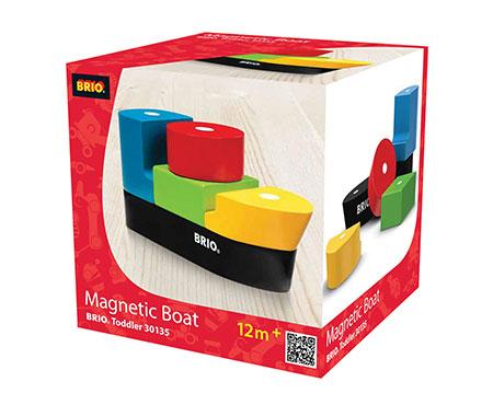 Magnetic Stacking Boat - Brio