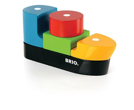 Brio Magnetic Stacking Boat