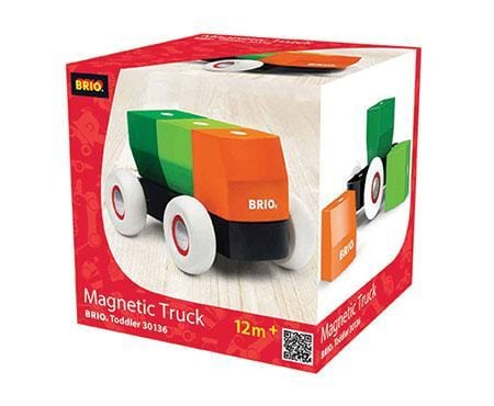 Magnetic Stacking Truck - Brio