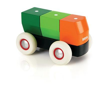 Brio Magnetic Stacking Truck