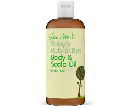 Baby's Pure Shea Butter Soap Unscented  - Bebemoda