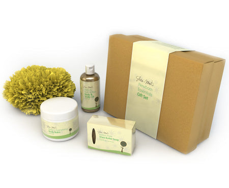 Shea Mooti New-born Essentials Gift Set