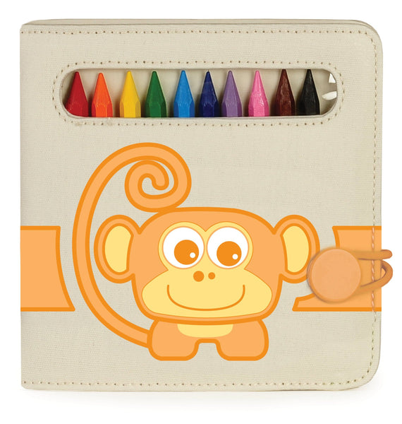 P'kolino Artist Journal Set Monkey