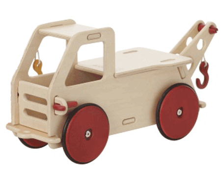 Moover Baby Truck Natural