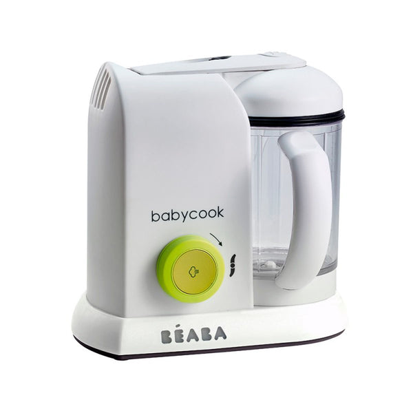 Babycook 4-in-1 Steamer and Food Processor Neon - Beaba