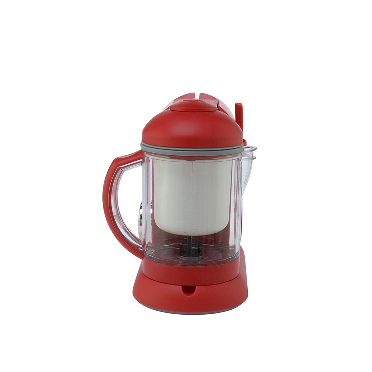 Beaba Babycook 4-in-1 Steamer and Food Processor Red
