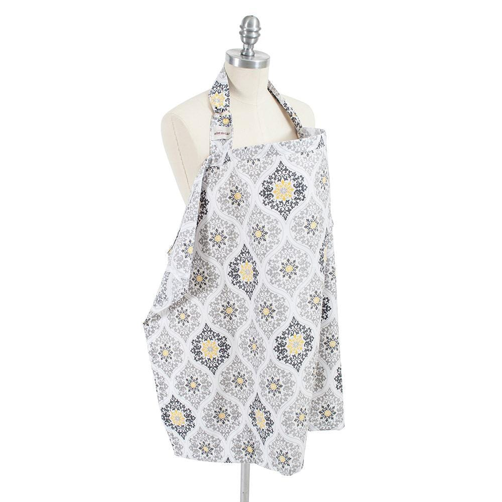 Bebe Au Lait Nursing Cover Cotton - Astoria