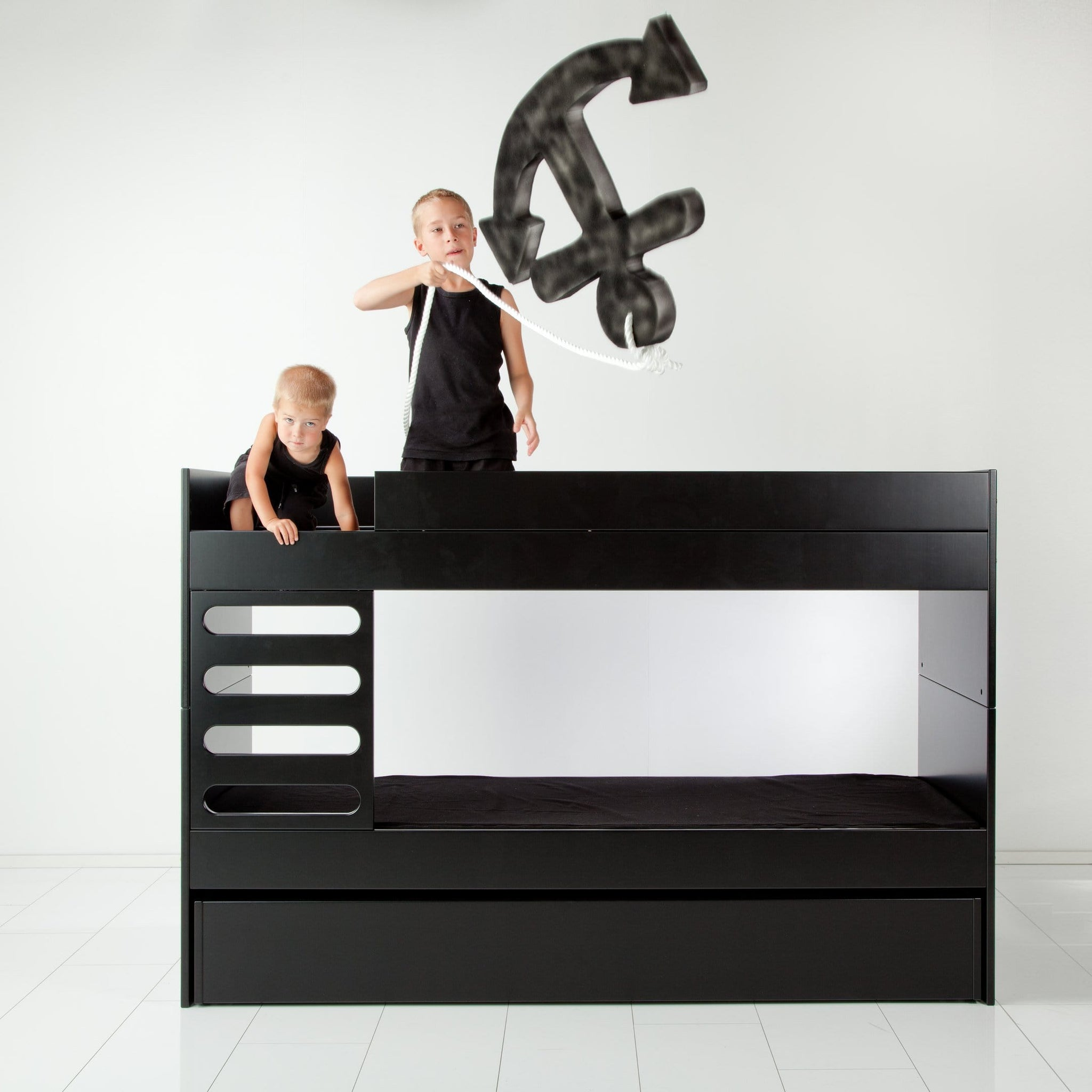 AVA Room AVA Bunk Bed Black