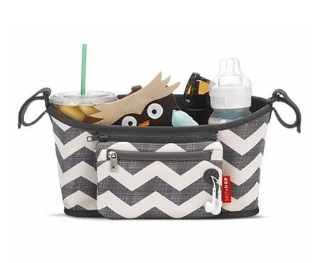 Pushchair Organiser Bag Chevron - Skip Hop