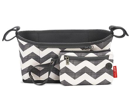 Skip Hop Pushchair Organiser Bag Chevron