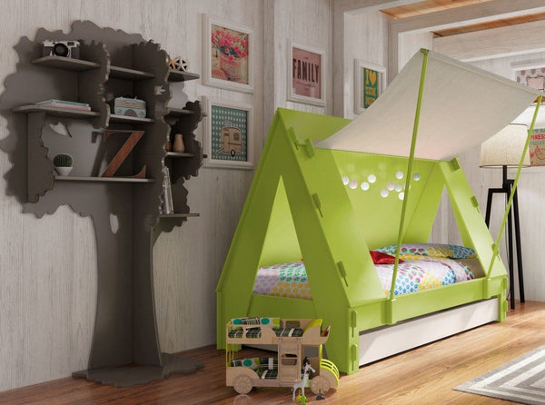 Mathy By Bols Children's Tent Themed Bed
