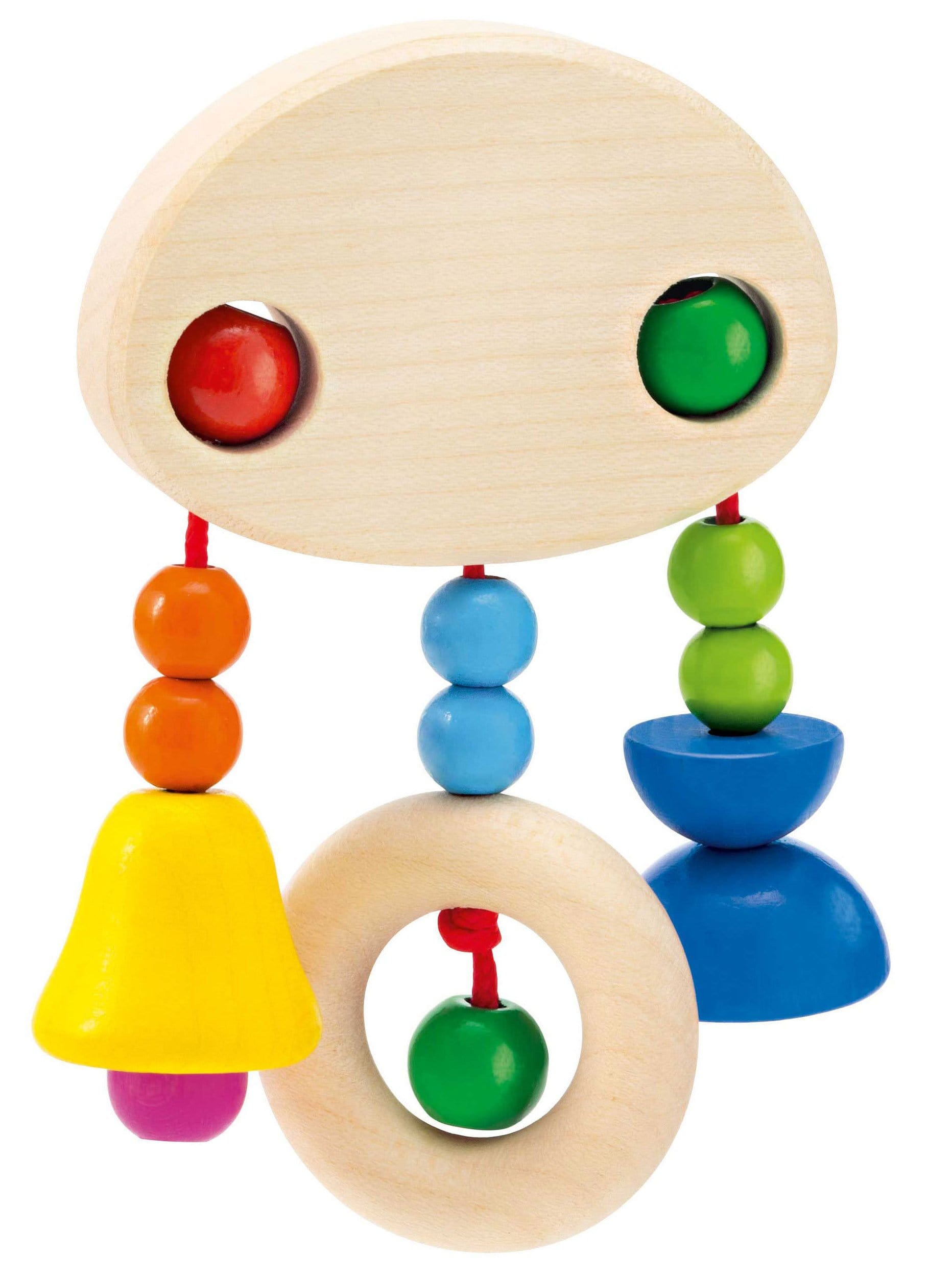 Selecta Wooden Toys Cliponella Mini Mobile