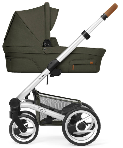 Mutsy Mutsy Nio Pram Adventure Leaf Green