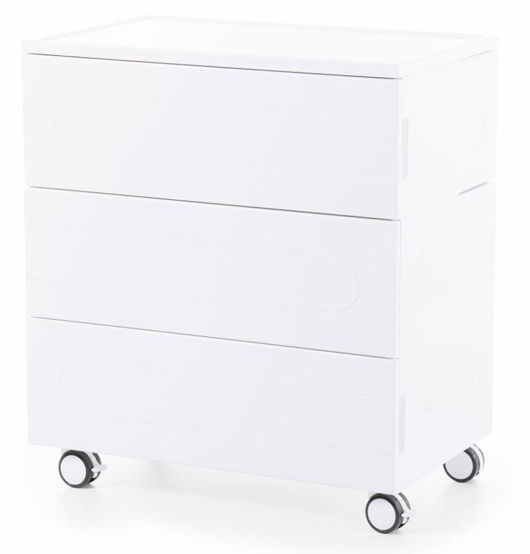Moodelli Dressi Baby Dresser and Changing Table