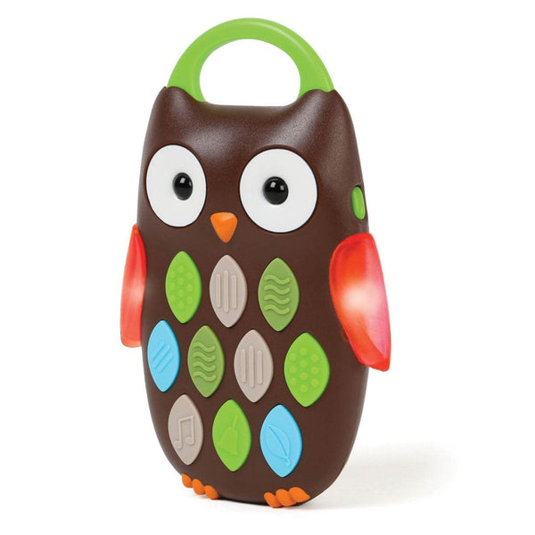 Explore & More Musical Owl Phone - Skip Hop