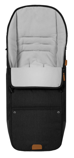 Mutsy Mutsy Nio Footmuff North Black
