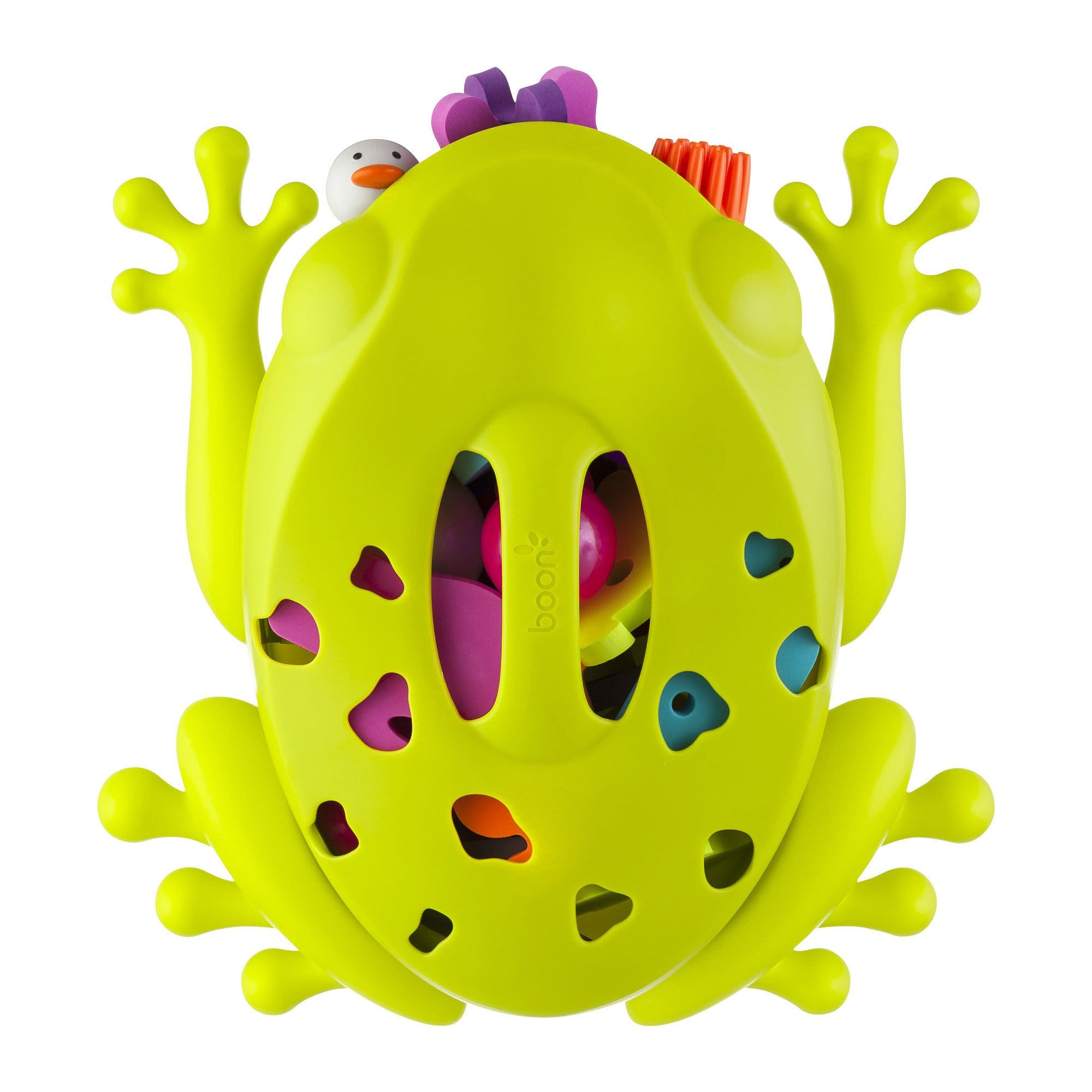 Frog Pod Scoop Drain and Bath Storage - Boon