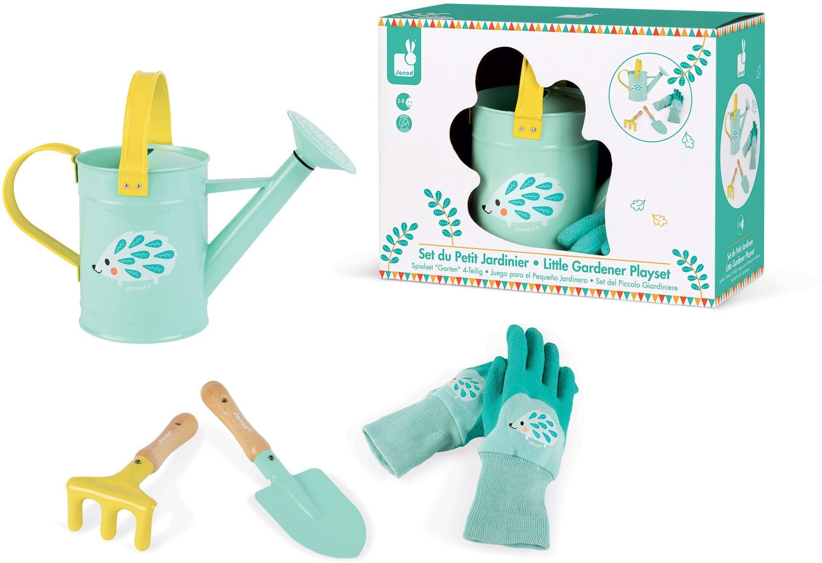 Janod Little Gardener Playset