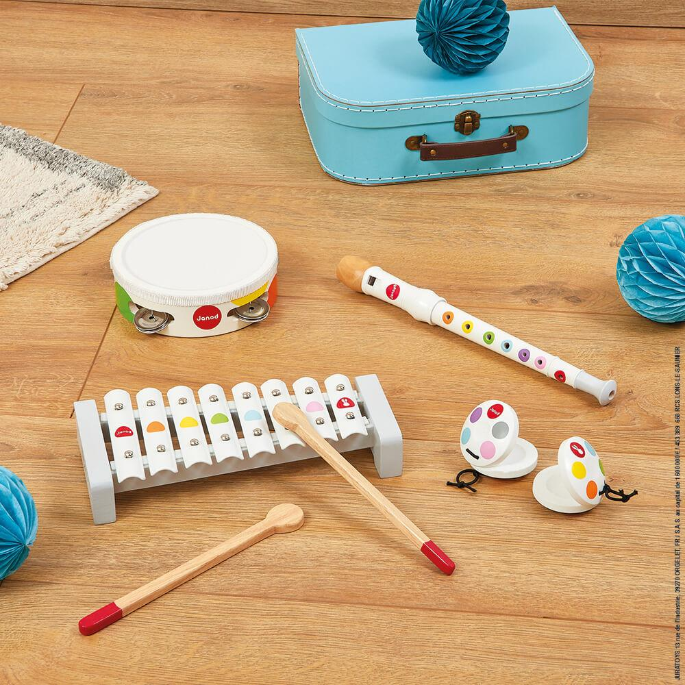 Janod Musical Instruments Set