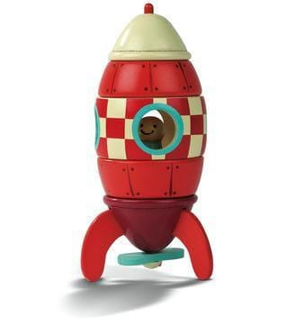 Janod Magnetic Rocket Small