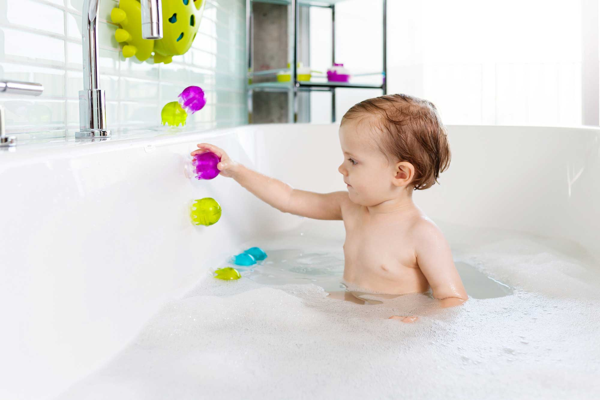 Jellies Suction Cup Bath Toy - Boon