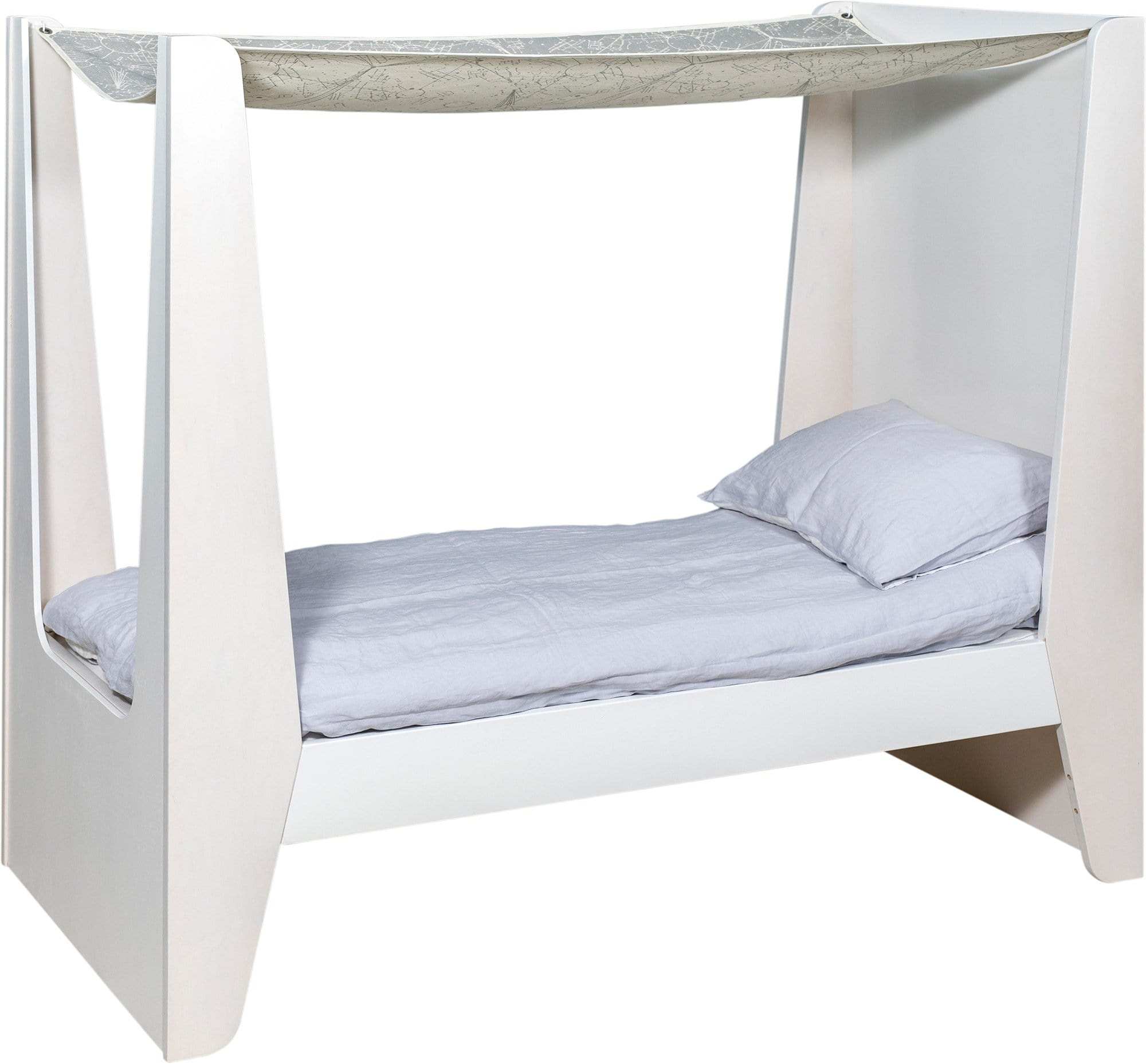 Lumo Kids Ketara Canopy Toddler Bed