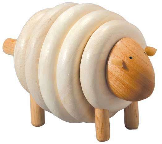 Lacing Sheep - Plan Toys