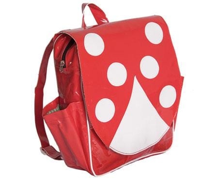 Minene Child Bag Red Ladybug