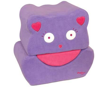 P'kolino Silly Seating Lila Purple