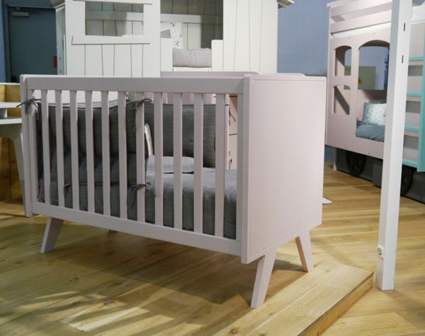 Madavin Cot White/Birch - Mathy By Bols