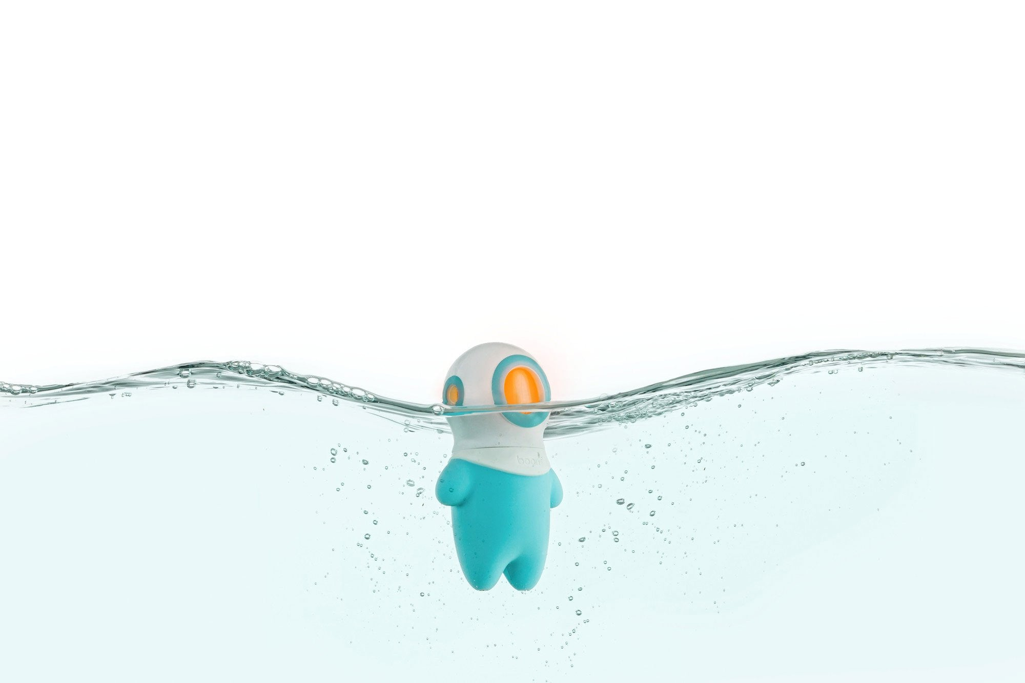Marco Light-Up Bath Toy Blue - Boon