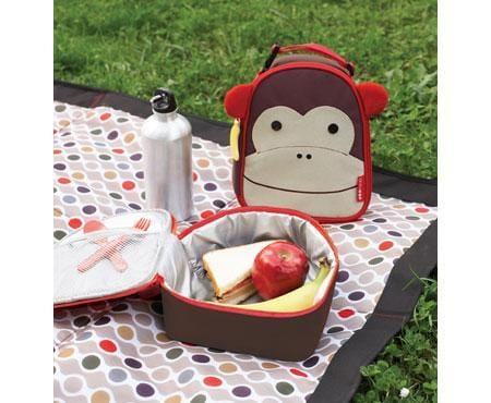 Skip Hop Zoo Lunchie Monkey