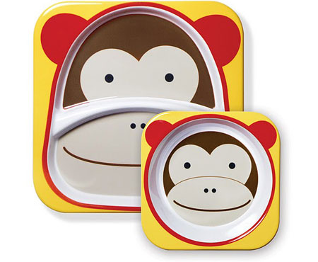 Zoo Tabletop Set Monkey - Skip Hop
