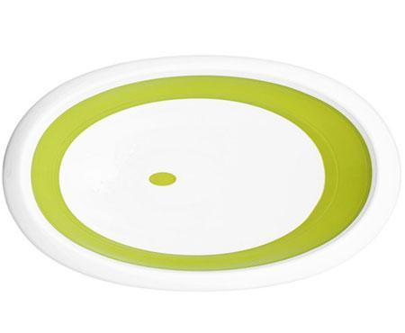 Boon Naked Collapsible Baby Bath Green