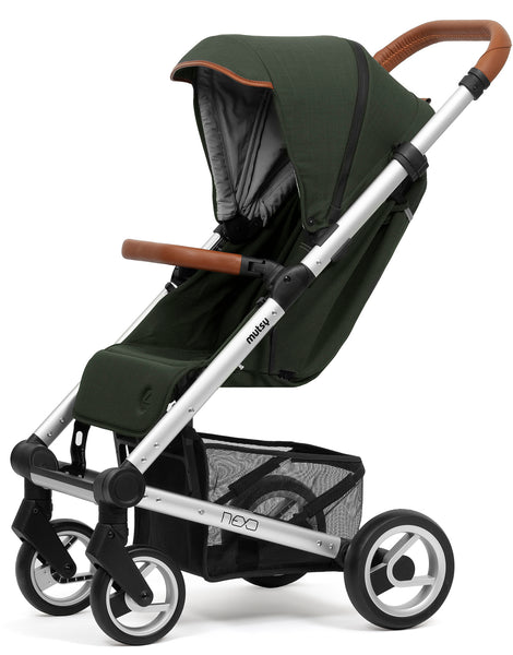 Mutsy Mutsy Nexo Pushchair Deep Forest Melange