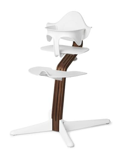 Evomove Nomi High Chair and Baby Recliner White