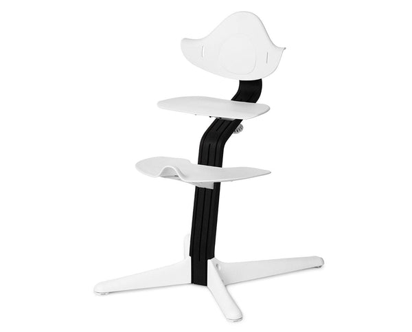 High Chair and Baby Recliner White - Nomi