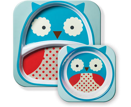 Zoo Tabletop Set Owl - Skip Hop