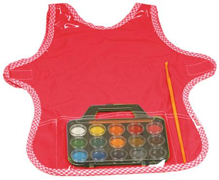 Painting Apron Red - Minene