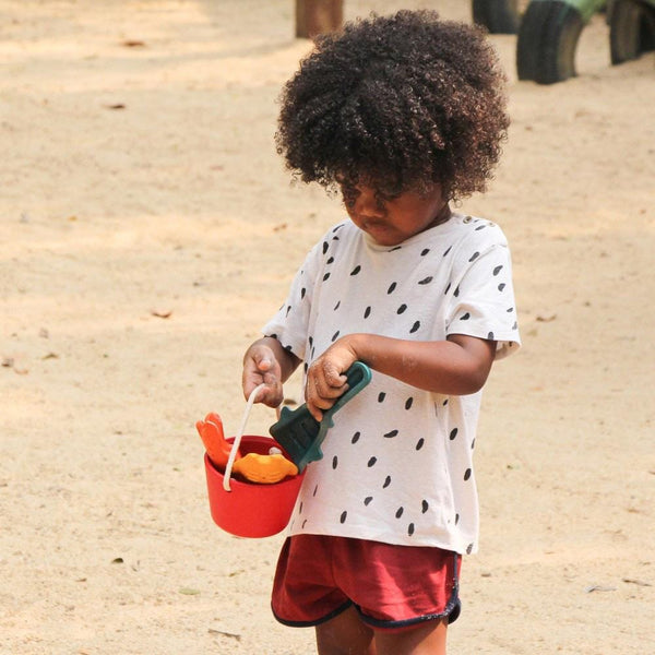 Sand Bucket and Shovel Play Set - Plan Toys