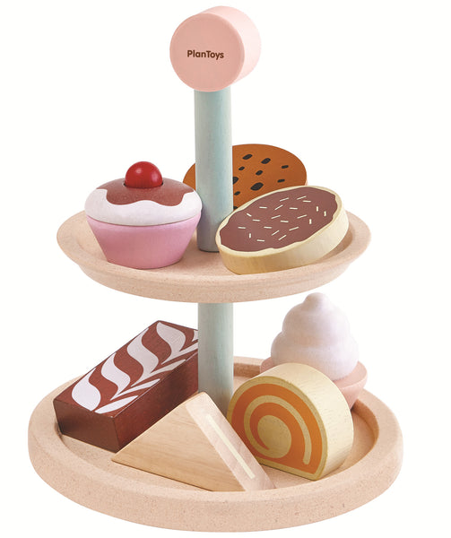 Plan Toys Bakery Cake Stand